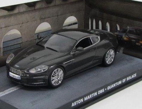 1:43 Aston Martin DBS - Quantum of Solace