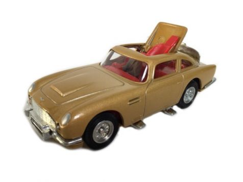 1:43 Corgi Aston Martin DB5 Gold 007 James Bond Thunderball Movie
