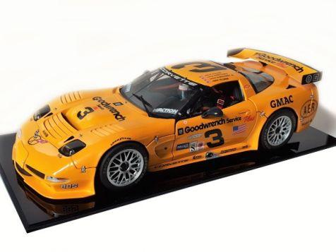 1:12 Action Collectibles 2001 Corvette  C5-R #3 A.Pilgrim/D.Earnhardt/RD.EarnhardtJr./K.Collins