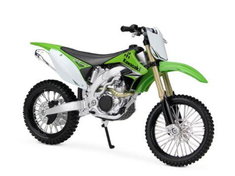 1:12 Maisto Kawasaki KX450F Dirt Bike Kit