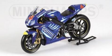 1:12 Minichamps - Yamaha YZR-M1 - Gauloises Yamaha Tech3 - Alex Barros MotoGP 2003
