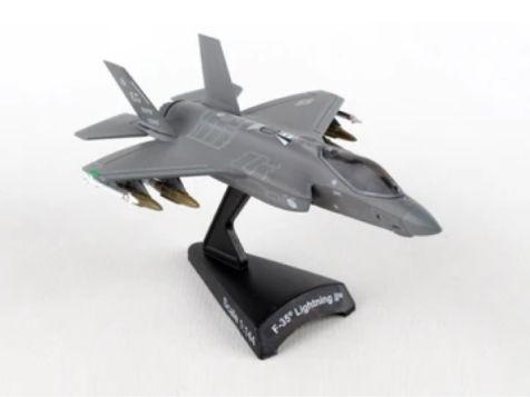 1:144 Daron F-35 Lightning II USAF AF08-0747 First In Service PS5602