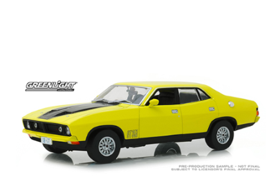 1:18 DDA Artisan Collection 1974 Ford Falcon XB in Yellow