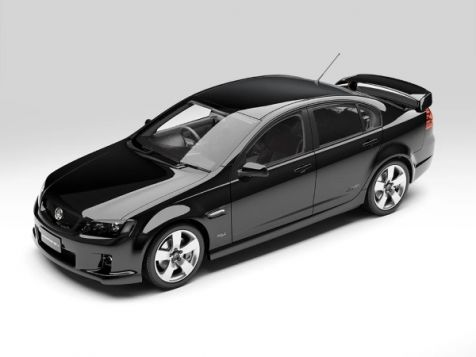 PREORDER 1:18 Authentic Collectibles Holden VE commodore SS V Phantom Metallic