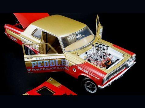 1:18 ACME 1965 AWB Dodge - Yankee Peddler A1806502SC