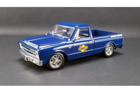 1:18 ACME 1967 Chevrolet C-10 Sunoco Shop Truck