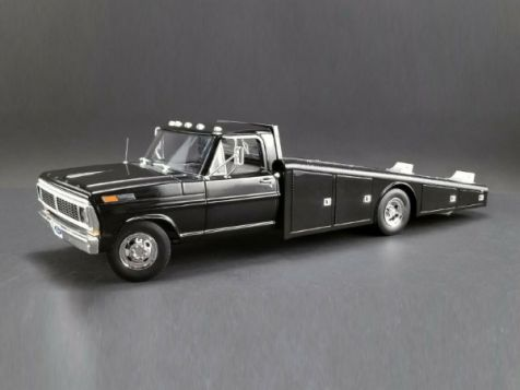 1:18 ACME 1970 Ford F350 Shelby Racing Ramp Truck
