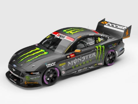 2020 Ford Mustang GT #6 Waters/Davison Bathurst Pole Position