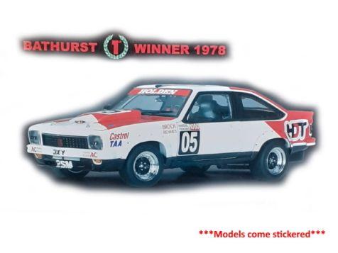 1:18 Autoart 1978 Bathurst Winner Holden LX Torana Hatchback (A9X Option) P.Brock/J.Richards 5 diecast model