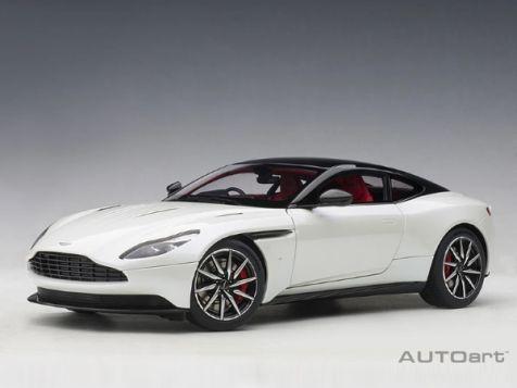 1:18 AUTOart Aston Martin DB11 in Morning Frost White