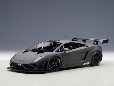 2013 Lamborghini Gallardo GT3 FL2 in Dark Grey