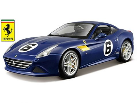 "1:18 Bburago Ferrari California T ""The Sunoco"""
