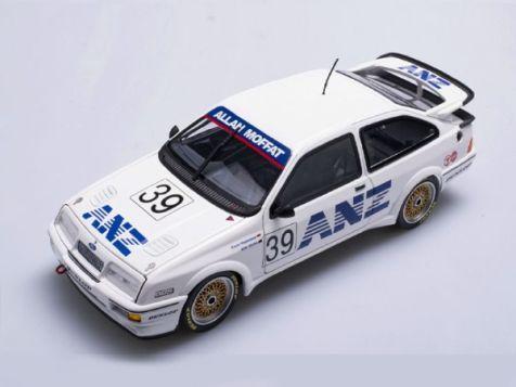 PREORDER 1:18 Biante 1989 Ford Sierra RS500 #39 Moffat/Niedzwedz Inter-Tec 500 Winner