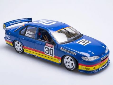 1:18 Biante 1997 Holden VS Commodore #15 Lowndes/Murphy Sandown