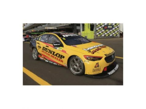1:18 Biante 2020 Holden ZB Commodore #25 Chaz Mostert Race 2