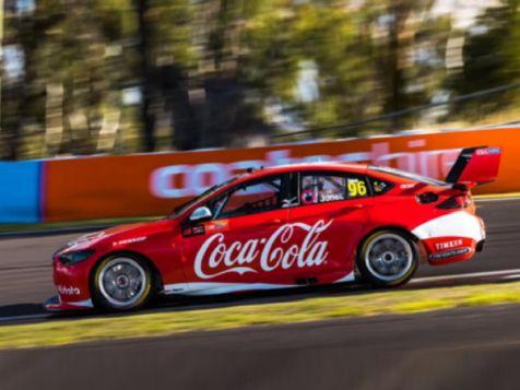 1:43 Biante 2021 Holden ZB Commodore #25 Chaz Mostert Race 8 Winner