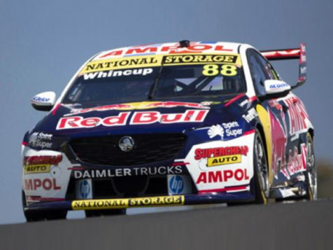 PREORDER 1:43 Biante 2021 Holden ZB Commodore #88 Jamie Whincup Race 1