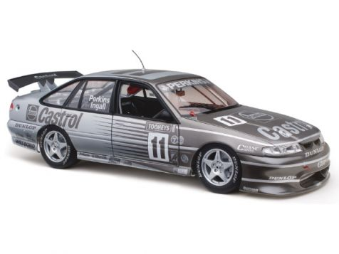 1995 Bathurst Winning Holden VR Commodore #11 Perkins/Ingall 25th Anniversary Silver Livery 18731