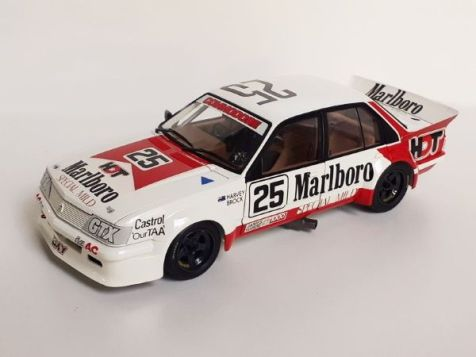 1:18 Classic Carlectables 1983 Holden VH Commodore Bathurst Winner #25 Peter Brock and John Harvey - STICKERED die cast model car