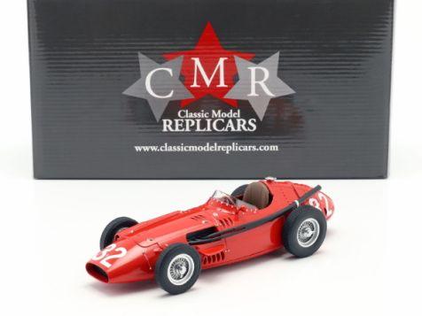1:18 CMR 1975 Monaco GP Maserati 250F #32 J.M. Fangio Winner CMR180