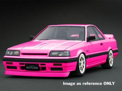 1:18 DDA Nissan Skyline HR31 in Pink