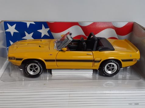 1970 Ford Mustang CJ428 'R' Code 1/18 Scale
