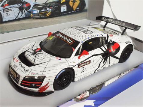 1:18 Spark Audi R8 LMS #2A Bathurst 12 Hours 2012