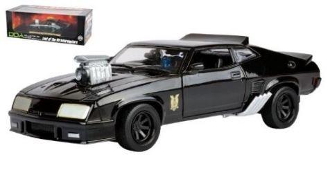 1:24 V8 Interceptor - Last of the V8 Interceptor diecast model Mad Max movie car