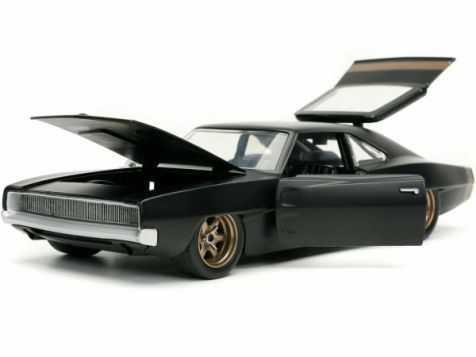 1:24 Jada Fast & Furious 1968 Dodge Charger Widebody 32614