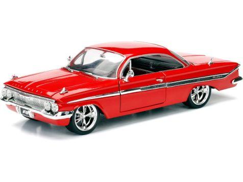 1:24 Jada Fast & Furious Dom's Chevy Impala 98426