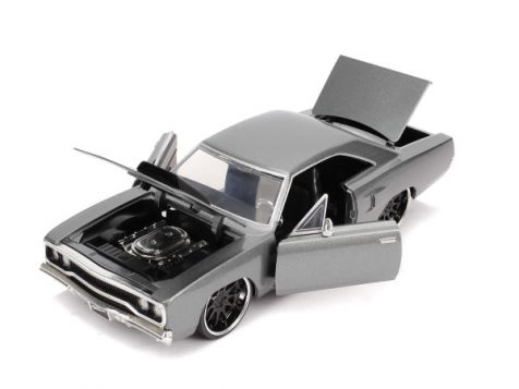 1:24 Jada Fast & Furious Dom's Plymouth Road Runner 30745