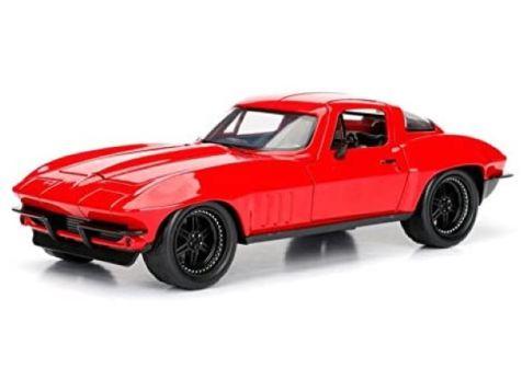 1:24 Jada Fast & Furious Letty's Chevy Corvette 98298