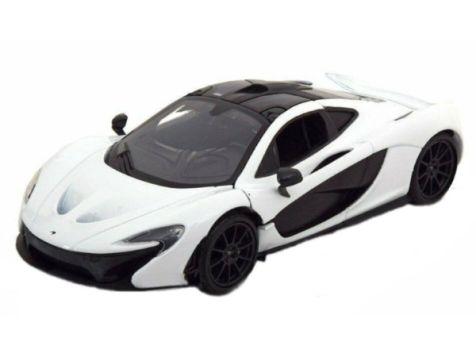 1:24 Motor Max McLaren P1 in White