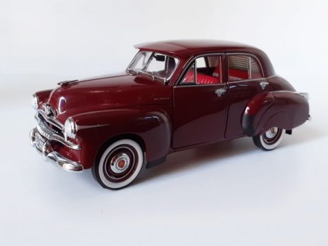 1:24 TRAX - 1953 Holden FJ Special Sedan in Glamour Red