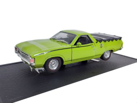 1:32 OZ Legends Ford Falcon XA GS UTE in Lime Glaze