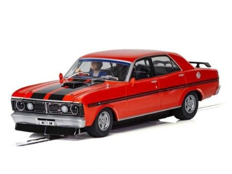1:32 Scalextric Ford XY Falcon - Track Red