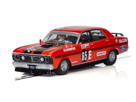1:32 Scalextric Ford XY Falcon Allan Moffat Car No 65 1971 Bathurst