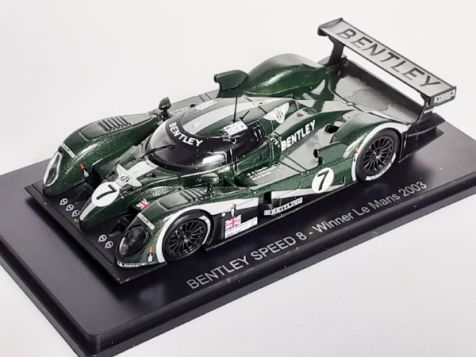 1:43 1998 Le Mans 3rd Place Nissan R 390 GT1 #32 Suzuki/Hoshino/Kageyama