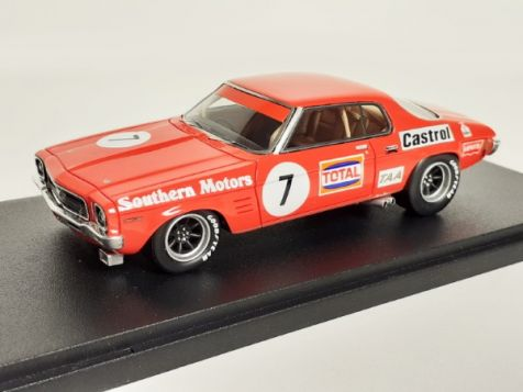 1:43 ACE 1973 Holden HQ Monaro #7 Bob Jane