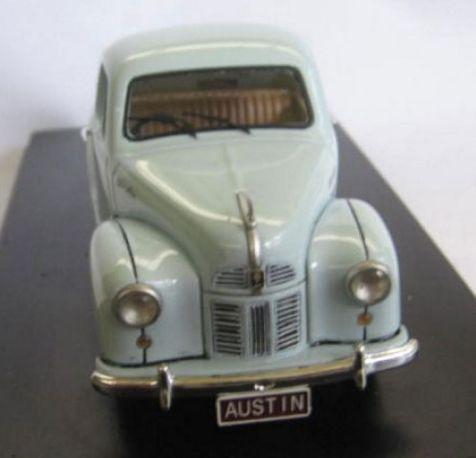 1:43 ACE MODELS Austin A40 Hi-Lite UTE in Blue ACETF03D