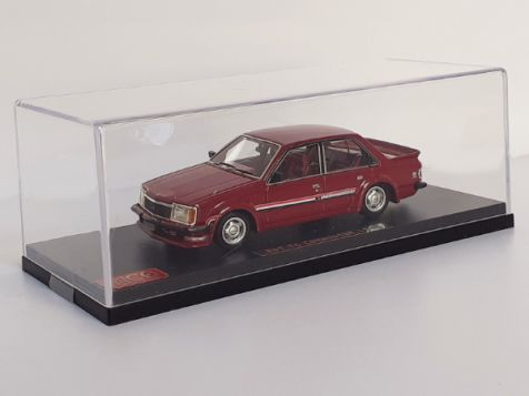 1:43 Ace Models 1980 HDT Holden VC Commodore in Black