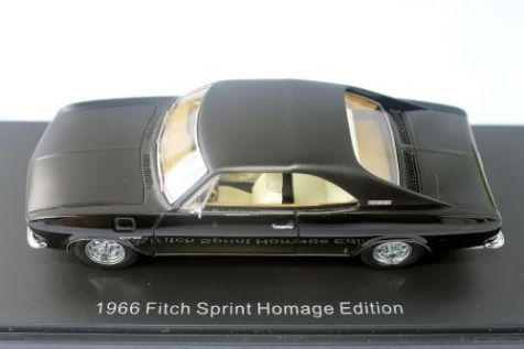 1:43 Automodello 1966 Fitch Sprint Homage Edition AM-FIT-SPR-HE