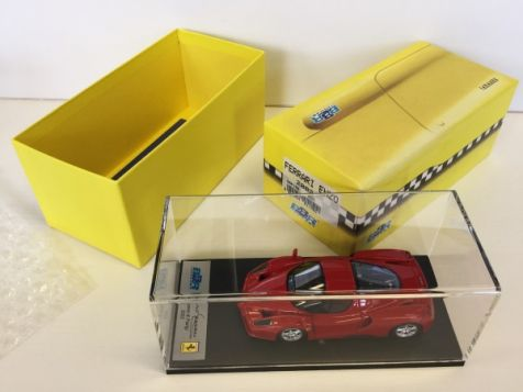 1:43 BBR Models 2002 Ferrari Enzo Red