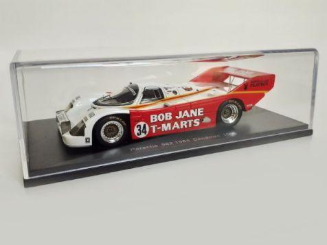 S5520 1:43 Sparkmodel Porsche 956 1983 Le Mans #34 Brock/Perkins