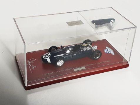 1:43 Biante Cooper T51 1959 Monte Carlo GP #30 Stirling Moss BR43701F