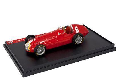 1:43 BRUMM - Alfa Romeo 158 - 1950 F1 GP France Winner - J.M. Fangio - Item No. S054