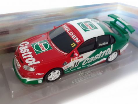 1:43 Classic Carlectables 2001 Holden VX Commodore #11 Larry Perkins