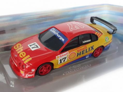 1:43 Classic Carlectables Ford Falcon Shell Helix Racing #17 Dick Johnson 2017-3