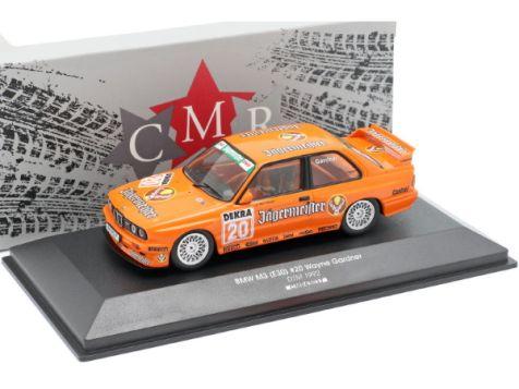 1:43 CMR 1992 BMW M3 E30 #20 Frank Gardner