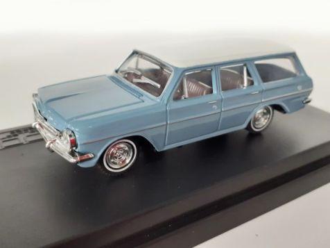 1:43 DDA 1964 Holden EH Wagon in Amberley Blue